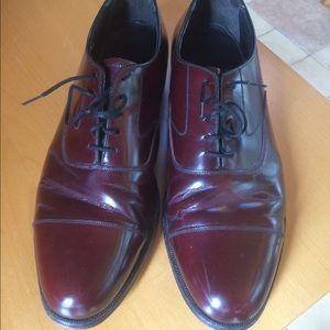 Florsheim Lexington Cap Toe Oxford Dress Shoes